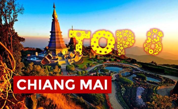 Chiang Mai - Le Top 8 à faire absolument