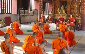 Ecole de bouddhisme Théravada en Thailande
