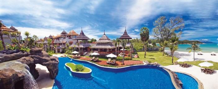 L'hôtel Royal Muang à Choeng Mon Beach