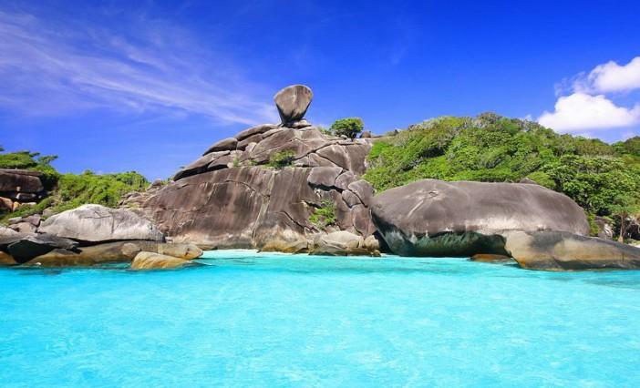 Ile Similan à Phuket