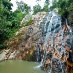 Les cascades de Na muang à Koh Samui