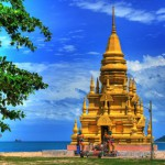 Le temple de Laem Sor à Koh Samui