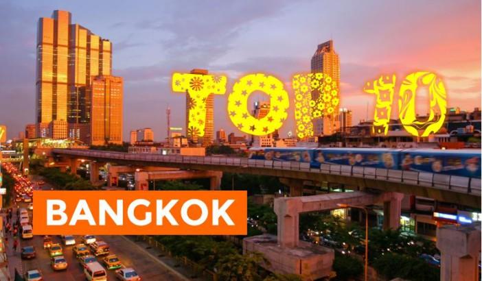 Le TOP 10 des chose à faire à abangkok