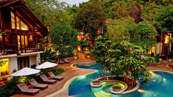 L'hôtel Tubkaak resort à Krabi