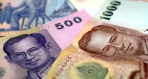 Billet de Banque Thailandaise en Bath