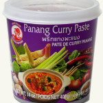 Patte de Panang Curry