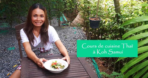 cours de cuisine tha koh samui en fran ais allo thailande. Black Bedroom Furniture Sets. Home Design Ideas