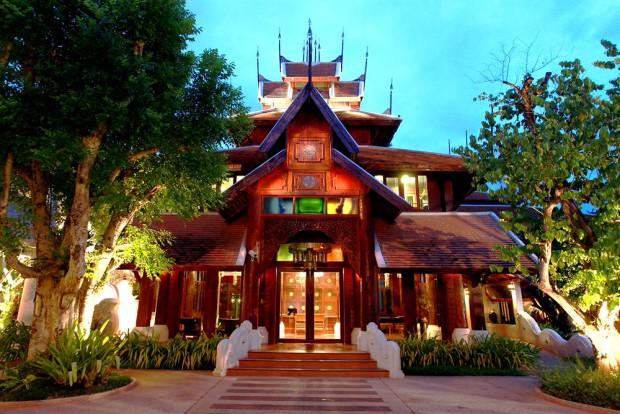 The Rim Resort à Chiang Mai