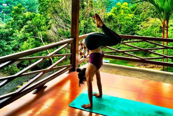 Pratique du Yoga à Koh Phangan