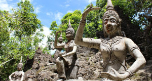 Le Magic Garden à Koh Samui
