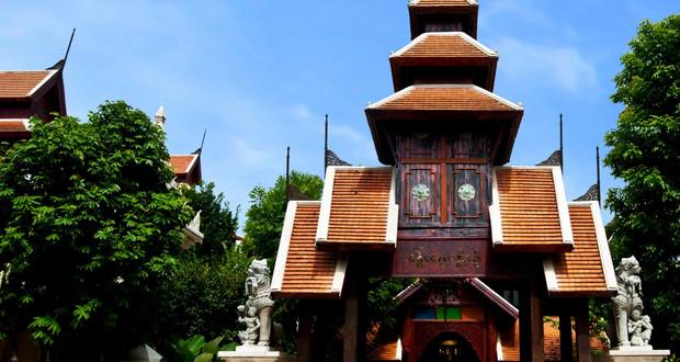 Hôte The Rim à Chiang Mai
