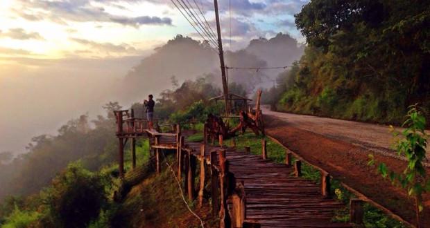 Province de Mae Hong Son en Thaïlande