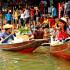 Le marché flottant de Damnoen Saduak