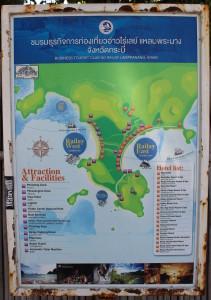 carte-map-railay-beach