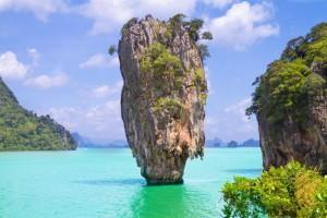 Baie d'Ao Phang Nga à Phuket
