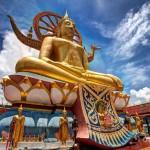 La statue du Big Bouddha