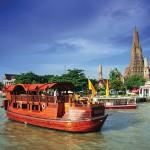 Le fleuve Chao Phraya