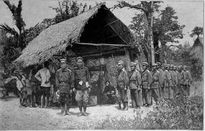 La guerre entre la France et le Siam en 1893