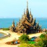 Le sanctuaire de la vérité à Pattaya