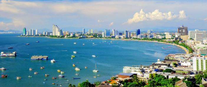 Station balnéaire de Pattaya