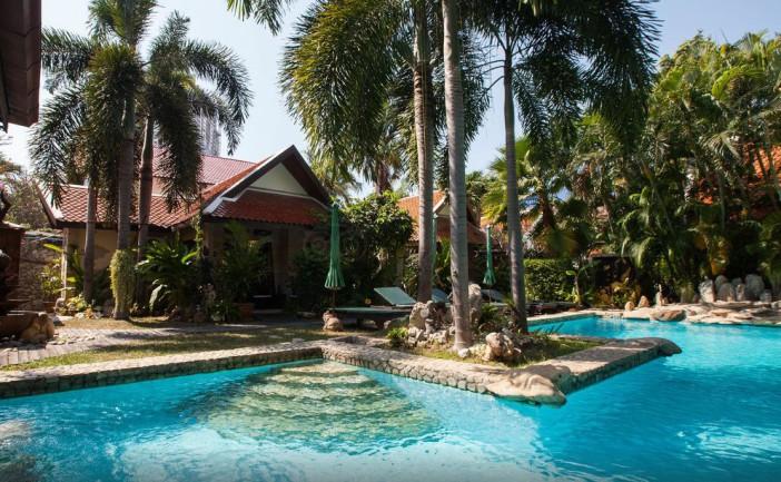 Hôtel Le privé à Pattaya