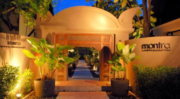 Le Montra Hôtel à Koh Samui