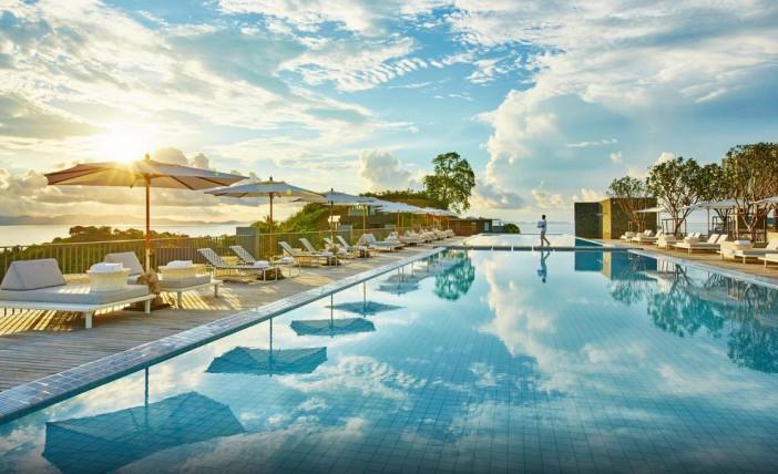 L'hôtel Poin Yamu à Phuket