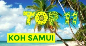 Le Top 11 de Koh Samui à faire absolument