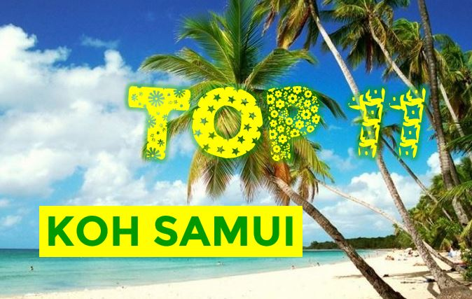 Le Top 11 de Koh Samui à faire absolument