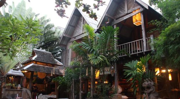 L'hôtel Baan Boo Loo à Chiang Mai
