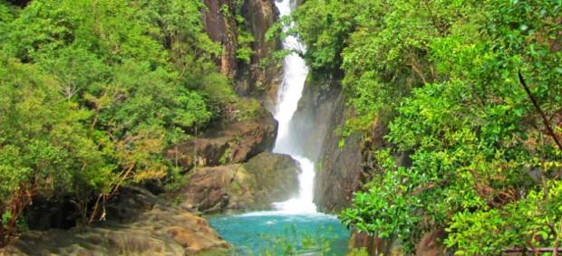 Chutes d'eau de Klong Plu