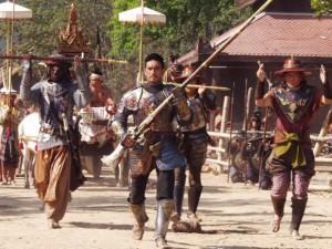 Extrait du film King Naresuan