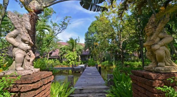 L'hôtel Ramayana à Koh Chang (à partir de 43 euros la chambre)
