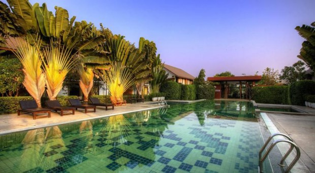 Le Sukhothaï resort and spa