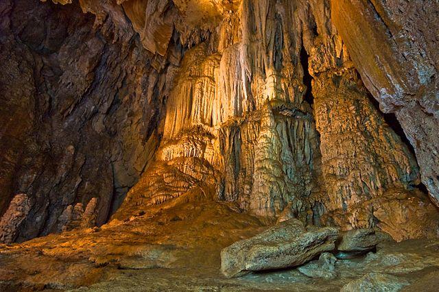 Grotte de Chao Lan à Khao Sok
