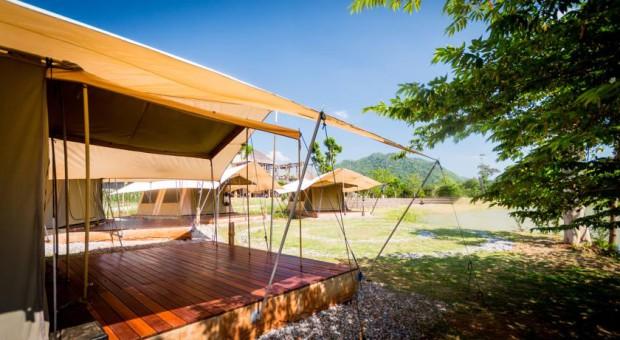 Le Lala Mukha Tented Resort ) Khao Yai (à partir de 73 euros)