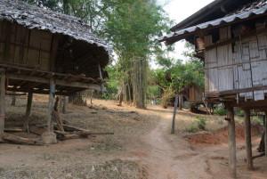 village-karen-thailande-chiang-rai