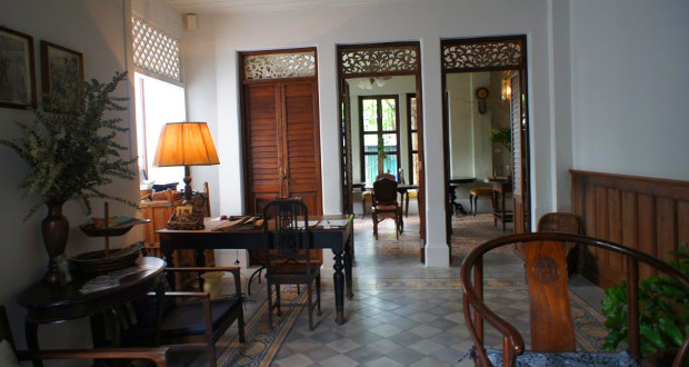 La villa Asadang - Maison d'hôte de charme à Bangkok