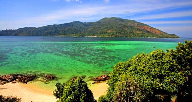 Île de Ko Tarutao en Thaïlande