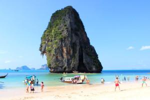 Plage de Phra Nang Beach