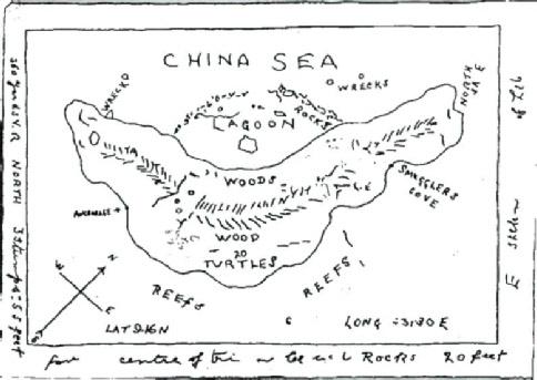 Carte Au Tresor Nom Anglais.Le Tresor Du Capitaine William Kidd Pourrait Se Situer Au Large De L